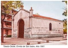 Toledo-Oeste, Ermita San Isidro
